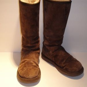 UGG Knightsbridge Suede Leather Boots-7.5 M #5119